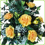 Golden Sunshine Arrangement