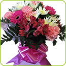 Hand Tied Flowers - Funeral Flowers - Shotley Florist Ipswich